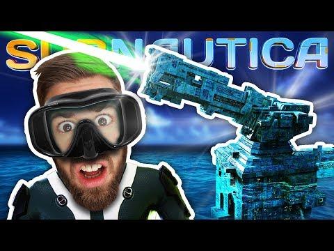 VAD ÄR DET SOM HÄNDER!? | Subnautica (Full Release) #8