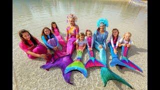 Mermaid training - YAS Waterworld Water Park