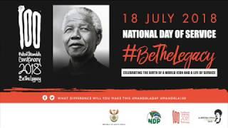 President Cyril Ramaphosa's message for Mandela Day