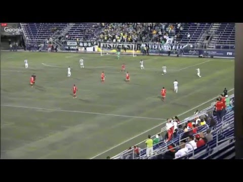 Nacional vs America de Cali Segundo Tiempo FIU STADIUM Orlando USA 2016