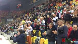 Lechia pokonuje AZS Częstochowa w II meczu finału I ligi