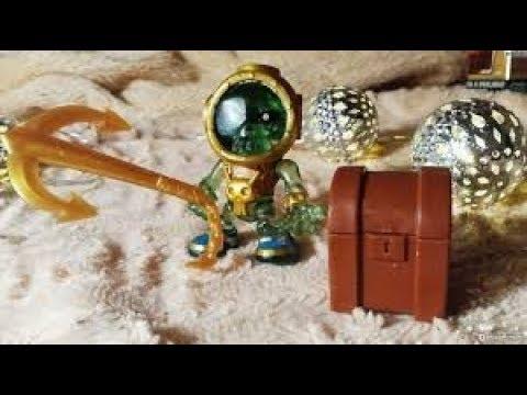 Treasure X - Сокровища Пиратов!(2019) Сюрпризы Скелеты и Золотые украшения! Видео для детей