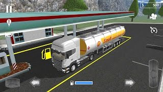 Cargo Transport Simulator (by SkisoSoft) Android Gameplay [HD]
