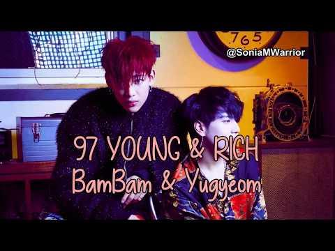 [Sub Español] GOT7 Bambam & Yugyeom - 97 Young & Rich