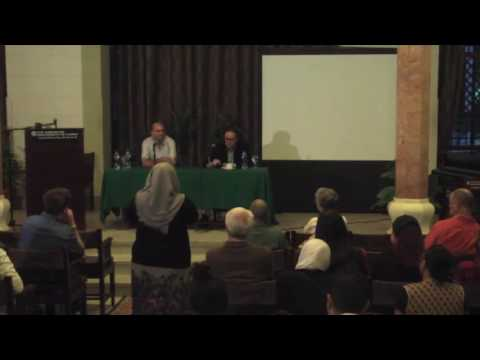 """Edward Said Memorial Lecture, 2015: """"Palestine and the Anxiety of Existence."""""""