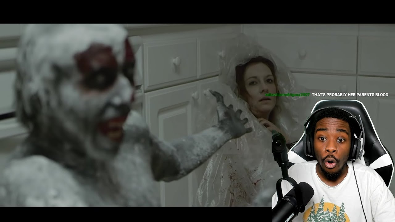 "Download ALTER Horror Short Film ""The Smiling Man"" Reaction"
