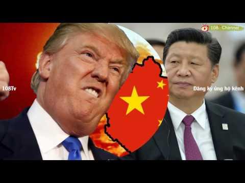 Tổng thống Donald Trump tuyên chiến với Trung cộng, Đại Bàng Mỹ hay Rồng Trung cộng sẽ chiến thắng?