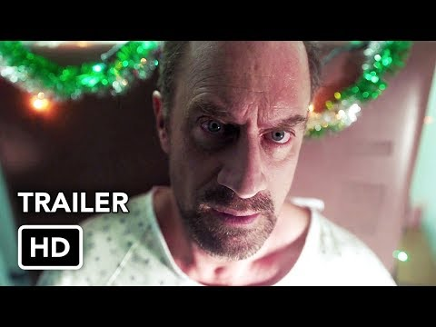 Happy (Syfy) Trailer HD - Christopher Meloni series