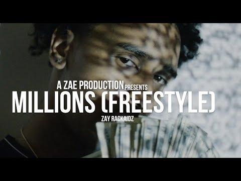 Zay Rackaidz – Millions Freestyle mp3 letöltés