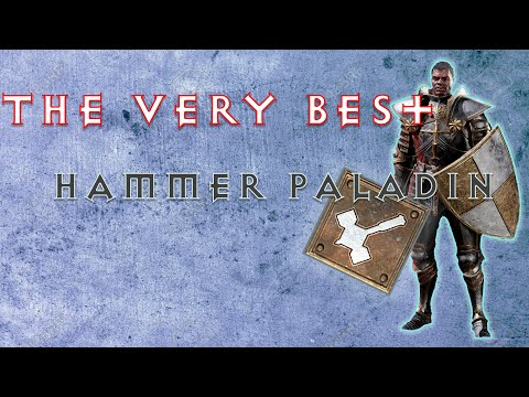 Diablo 2: Ultimate hammer paladin - My twist on a old build!