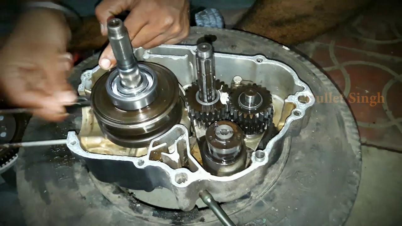 how it s made hero honda full engine fitting 100cc bike engine [ 1280 x 720 Pixel ]