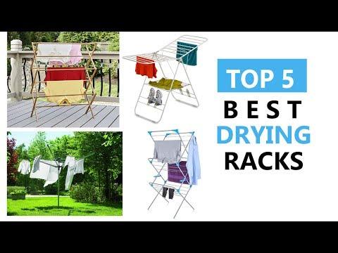 top-5-best-drying-racks-review-2018