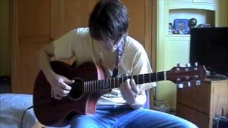 Lyle Dear - Lost in Utopia (Original) - Guitar Playthrough