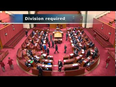 Australian Senate Votes Against The Attorney General Making A Statement About PRISM