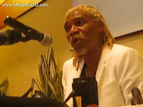Conférence de presse de Rigobert SONG sur sa fin de carrière avec les Lions Indomptables