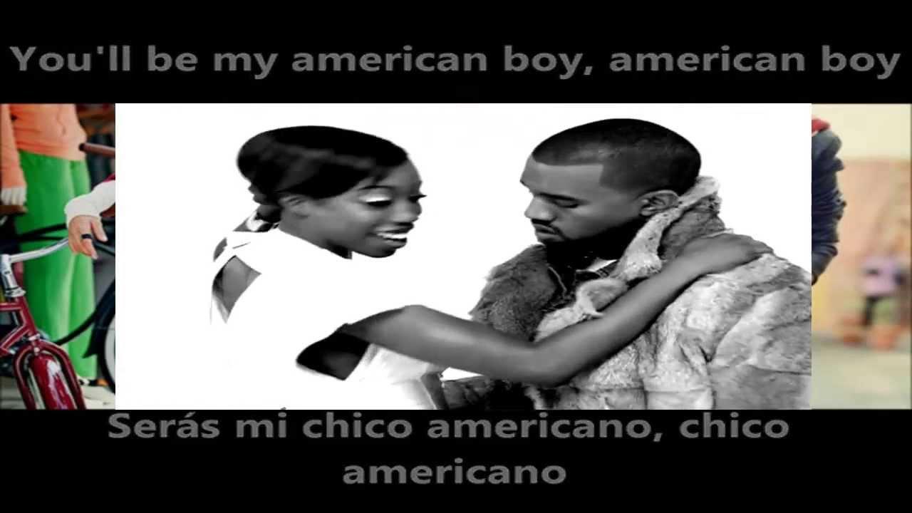American boy by estelle lyrics
