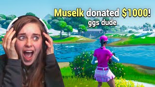 Donating $1000 To Streamers Who Eliminate me!
