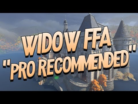 "Joining a ""Pro Recommended"" Widow only Lobby"