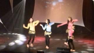 Danse étudiantes du Népal à l