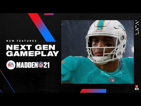 Madden 21 – Next Gen Gameplay Trailer | PS5 X|S