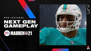 Madden 21 – Next Gen Gameplay Trailer | PS5 X|S