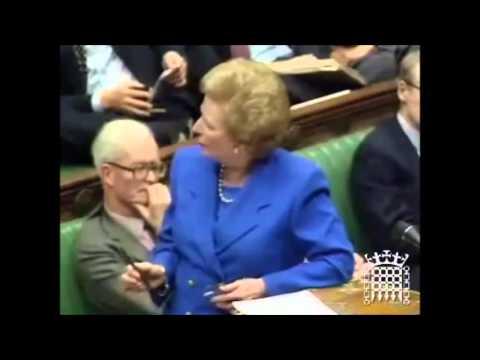 Thatcher predicting German domination of EU