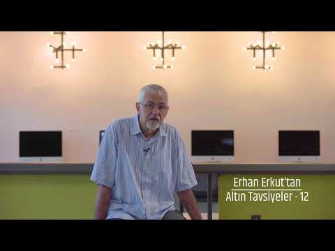 Prof. Dr. Erhan Erkuttan 15 Altın Tavsiye - 12