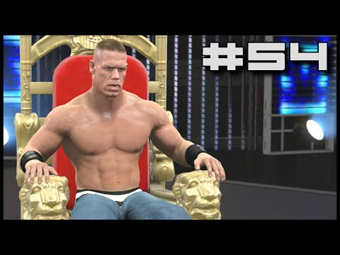 WWE 2K15 | Universe Mode - 'KING OF THE RING!' | #54