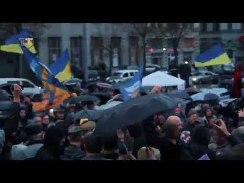 В Харькове прошёл митинг  Михаила Саакашвили (15.10.2017)