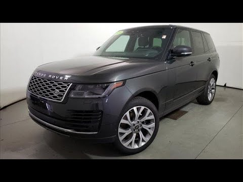 New 2019 Land Rover Range Rover Cary, NC #R907456 from YouTube · Duration:  49 seconds