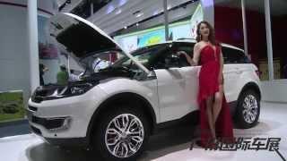 Landwind X7 2.0T с 8АТ – китайская копия Range Rover Evoque