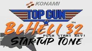 Bl heli 32 Top Gun start up tone