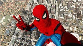 ДРУЖЕЛЮБНЫЙ СОСЕД ЧЕЛОВЕК ПАУК! SPIDER-MAN PS4 #3