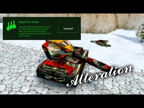 *Rapid Fire* Alteration Lets Play For Shaft   Tanki Online - танки