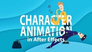Create Character in After Effects - Character Animation Explainer Toolkit