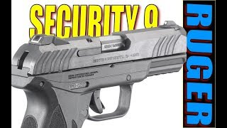 Ruger Security 9mm Full Review
