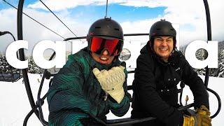 Powder Destinations - CANADA - dji phantom 4 TRAVEL FILM