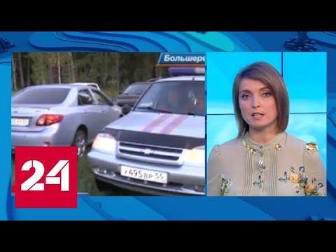 Пропажа мальчика в Омской области: в лесу найден возможный след - Россия 24