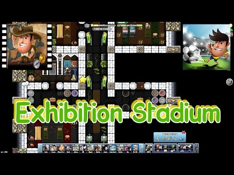 [~Brazil Cup~] #7 Exhibition Stadium (without high level) - Diggy's Adventure