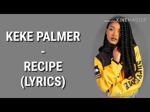 STAR - Recipe (feat. Keke Palmer) [Lyrics]