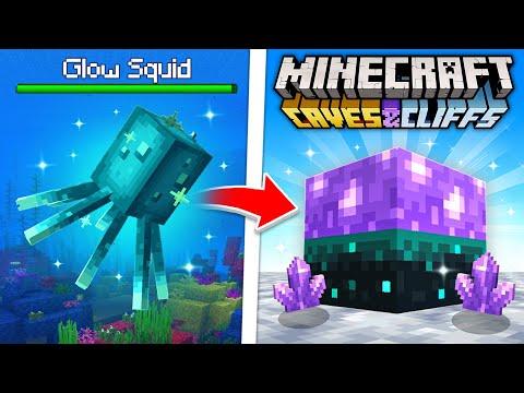 Minecraft CAVES & CLIFFS – EVERYTHING YOU MISSED! (Summer Update)