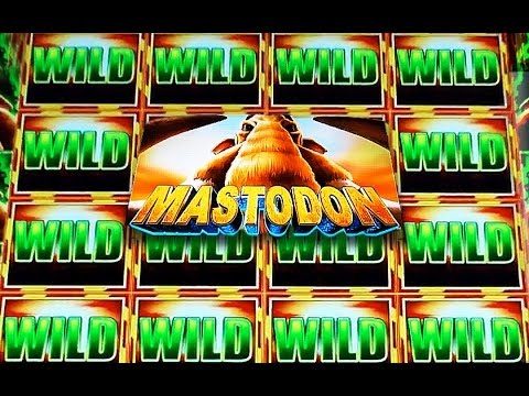 WMS - Mastodon - Slot Machine Bonus