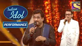 Ajay-Atul  के 'Zingaat' Performance पे झूम उठे सब | Indian Idol Season 10