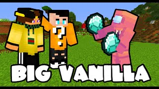 REGALO DEI DIAMANTI NELLA BIG VANILLA - MINECRAFT ITA EP #6