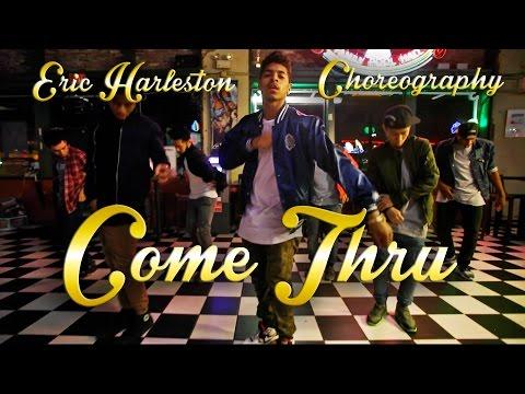Come Thru @Jacquees   Eric Harleston Choreography