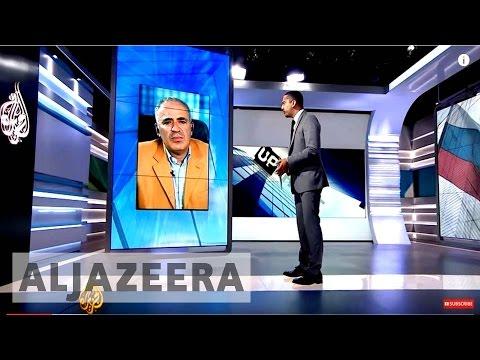 Kasparov: West should give Ukraine 'lethal weapons' - UpFront (Headliner)
