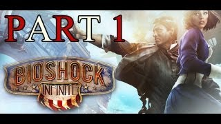 Bioshock Infinite 1999 Mode Scavenger Hunt Blind Playthrough