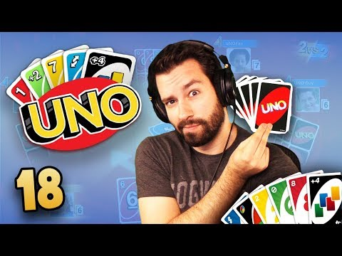 They Built Me Up...JUST TO KNOCK ME DOWN! (Uno #18) |