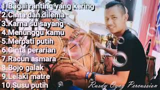 Gambar cover Lagu cover Rusdy oyag percussion MP3 audio