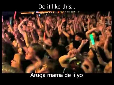 Vanilla Live in Berlin English&Romaji Subs